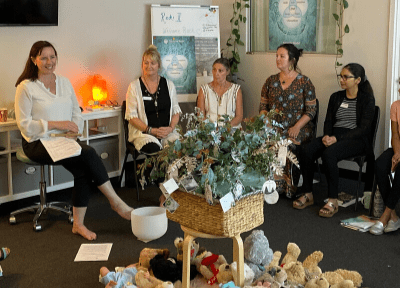 Reiki support group with a difference. Learning Reiki is just the beginning