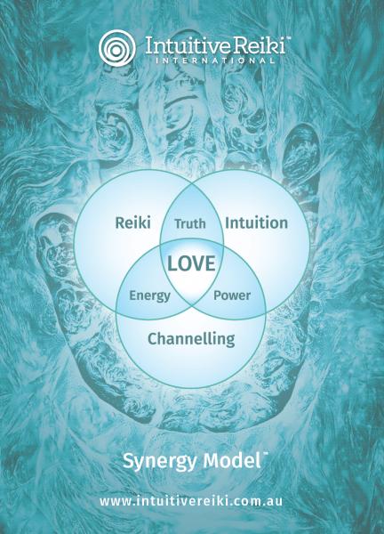 A2 Synergy Reiki Poster