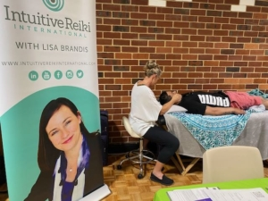 Reiki at the Perth Festival of Healing